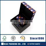 Rigid Colorful Boxes For Necktie(Red,Blue, Silver )