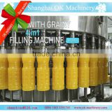 RCGF 3 in 1 juice hot filling machine/Coconut Milk Filling Machine (cc)