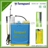 New style 20L Farmgard hand sprayer pump agricultural operated Knapsack for coco pest control machine