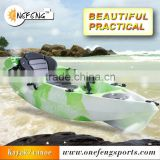 2013 Onefeng new single/double kayak,professional Sit on kayak,fishing kayak