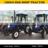 china 80hp farm tractor for sale, used fiat farm tractors 804 for sale, chinese 4wd small farm tractors