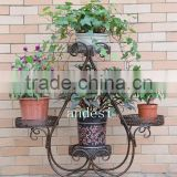 High Quality Antique Wrought Iron Plant Stands