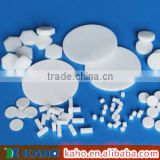 sintered porous plastic filter for lead acid battery vent plug