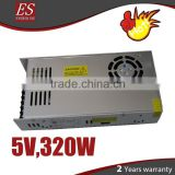CL Professional LED switching Display Power supply 5v,320W