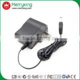 white switching power supply 3v 5v 5.5v 3a power adapter for uv light/CCTV/LED lights/electronics