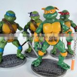 "HOT 4pcs Set TMNT Teenage Mutant Ninja Turtles Classic Collection 6"" Loose Action Figure"