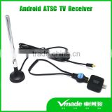 Pad Live TV Receiver DVB-T2/DVB-T/ATSC DTV Tuner Receiver for Android phone And Pad