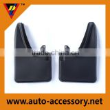 Black mud flaps splash guards mudguards for golf 1