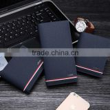hot sale high quality fashionable various styles genuine leather men wallet Quality Choice