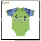 BKD cotton custom design baby body suits