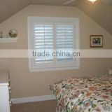 Hot sale white pvc wooden extra wide vertical venetian blinds