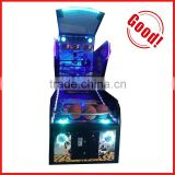 How sale indoor amusement basketball game machine Coin operated Street basketball shooting game machine basketball arcade game