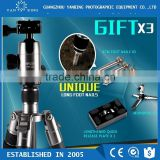 New updated HPUSN professional photography carbon fiber portable camera monopod tripod buy 1 get 3