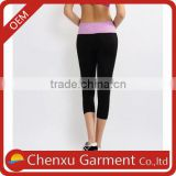 casual baggy pants women gym clothes yoga pants leggings for women stretch slim jeans india wholesale clothing designs