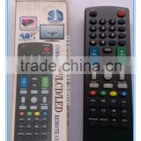 LCD/LED common tv universal remote control use for SHARPUER RM-L1046 with single blister pack remote factory