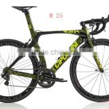 Hot-sale on selling 22 speed 700C complete carbon road bicycle,with camouflage printing cipollini RB1K complete carbon road bike