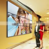 42 Inch LCD video wall Samsung/LG brand super narrow bezel monitor display for live broadcast