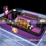 High good quality favourable shop booth crepe kiosk
