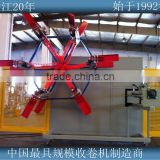 Plastic Pipe Rolling Machine