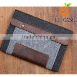 factory price wallets felt laptop sleeve case for Kindle Paperwhite Case