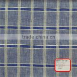 Yarn Dyed Ramie Cotton Interwoven Fabric
