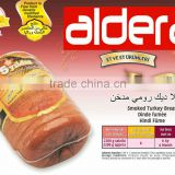 Smoked Turkey Breast Dinde Fumee Hindi Fume Turkish Halal Certiciate