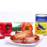 Good tast canned sardines in tomato sauce