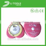 Good quality heart shaped bmi tape measurement soft pvc flexible ruler measured tape leather