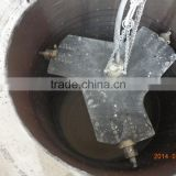 China Spinel Corrundum Refractory lining material for 5ton 10ton 25ton furnace to make MS steel