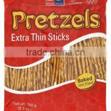 Beigel Beigel Thin Long Stick Pretzels 150G