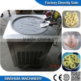USA popular small fry ice cream machine
