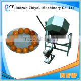 ZY Wood round bead ball making and polishing machine/ Wood ball making machinery(email:millie@jzzhiyou.com)
