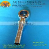carbon steel banjo hydraulic fitting
