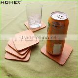 Drink Coasters For bar/ Bamboo Coaster Set Homex-BSCI