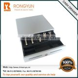 High Quality cash drawer with micro switch Powder coating manual cash drawer