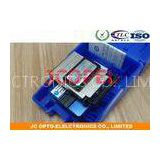 Precision Fiber Optical Cleaver FTTH Assembly Single Fiber Fusion Splicer Kit