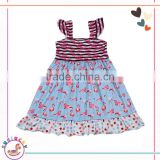 Wholesale Kids's Wear China Girls Boutique Clothing latest kids dresses for girls