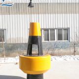Maritime traffic surface marker buoy lateral marker
