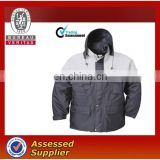 Men's winter warmer parka for worker