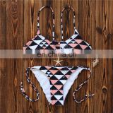 2017 Customized Bathing Suit Women New Design Bikini swimwear