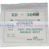Cleanroom Polyester wiper KB-3008