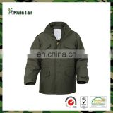 Army Green Military Tactical M65 Field Jacket