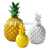 Custom artificial resin pineapple fake pineapple
