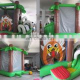 elephant inflatable combo CC077