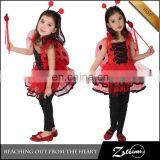 New 2015 Halloween Cosplay Fairy Princess Child Bee Costume Children's Ballroom Dance Dress