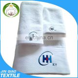 High quality 5 star 100% cotton folding used hotel towels