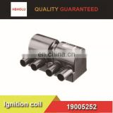 Daewoo GM Opel Ignition coil 19005252 with good quality