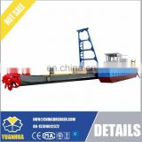 cutter suction dredger sale / China dredger manufacturer