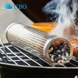 12  Inches Round Stainless Steel Pellet Smoker Tubes