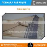 Customized Designed Decorative Table Cloth for Banquet